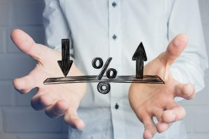 changes in interest rates