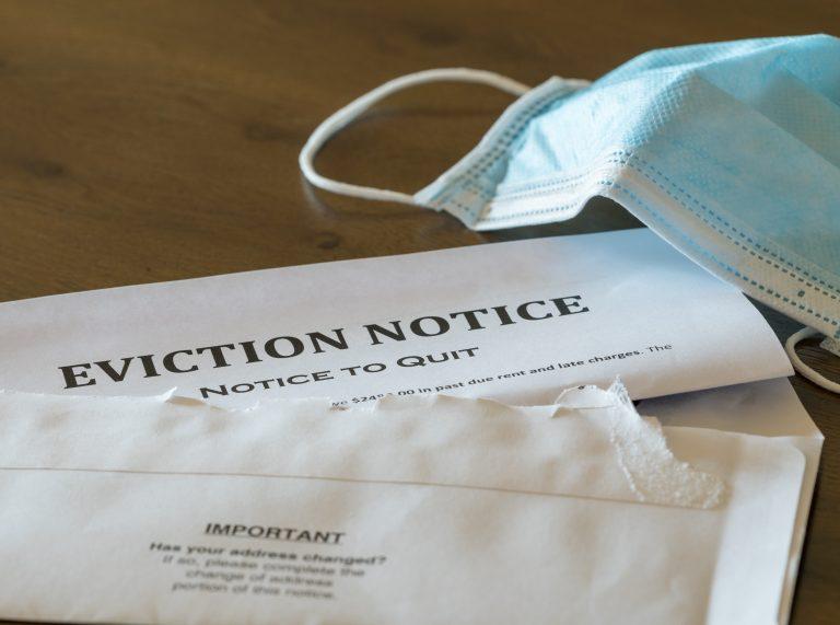 CDC extends eviction moratorium