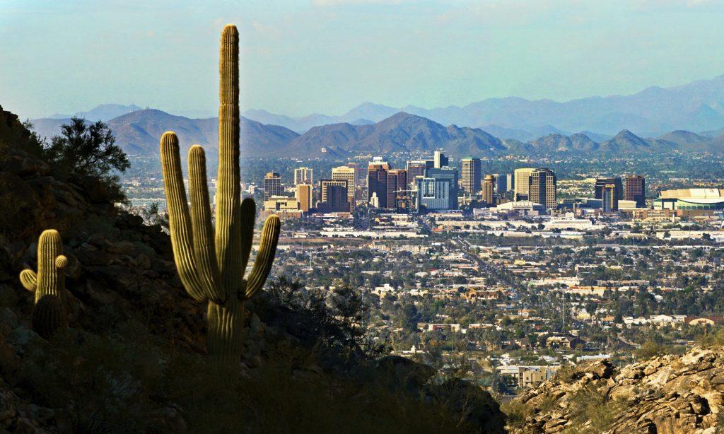 Arizona a top moving destination