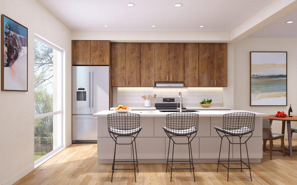 Three Story-Kitchen Revised