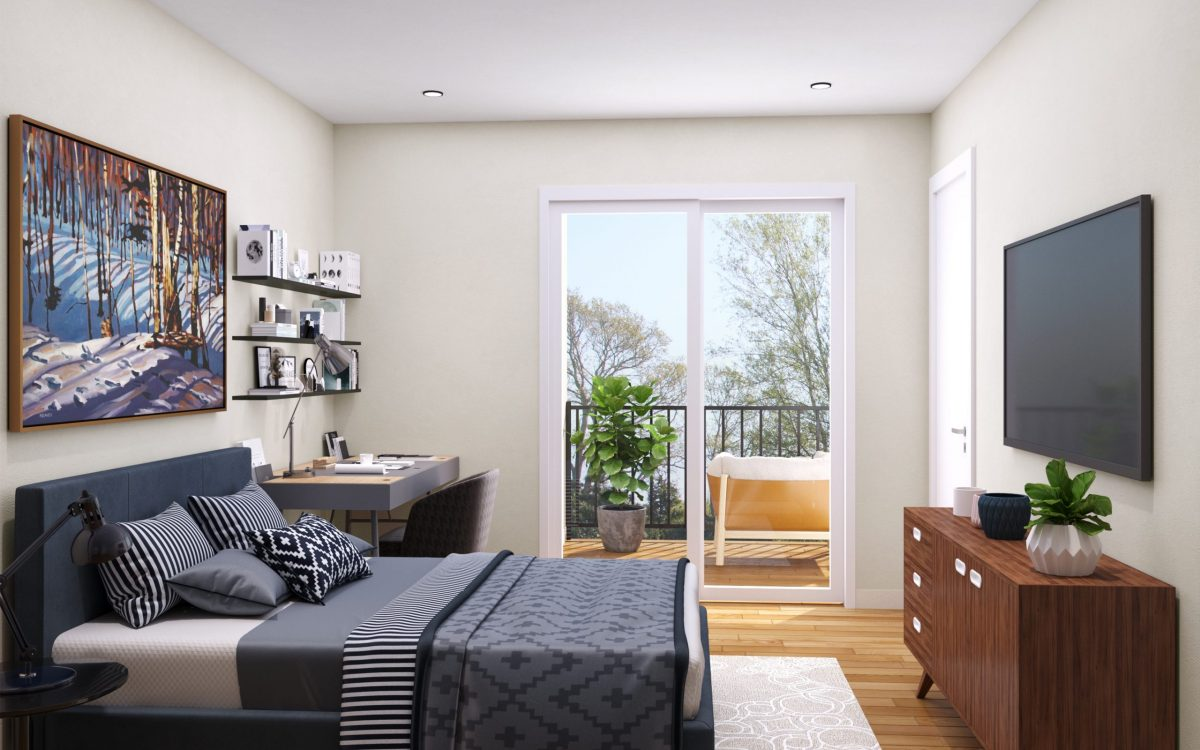 Two Story-Bedroom