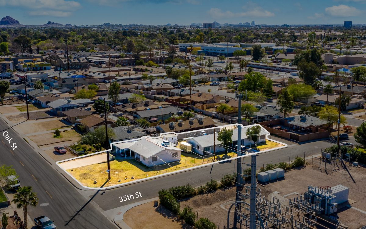 Tri Plex for sale in Phoenix, AZ
